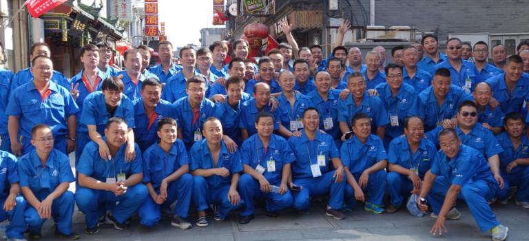 Mon voyage en Chine