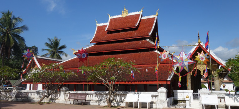 Luang Prabang, on reste!