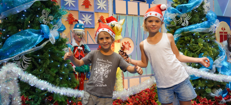 Un Noël à Kuala
