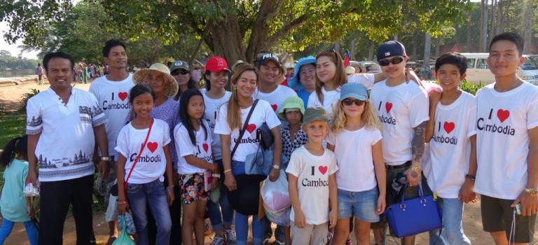 We love Cambodia