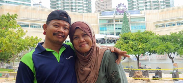 18 jours en Malaisie!