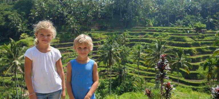 Bali, petite île d'Indonésie…