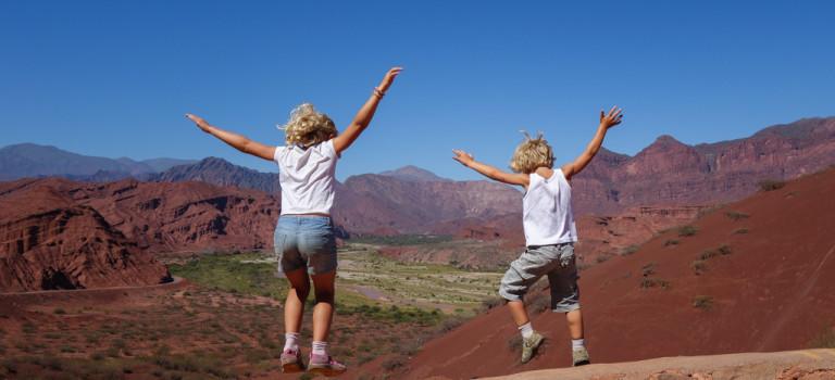 Road trip dans le Nord-Ouest argentin!
