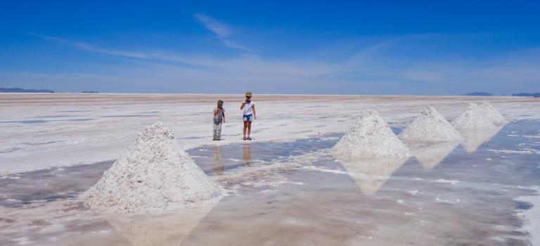 Salar d'Uyuni: notre porte d'entrée en Bolivie!
