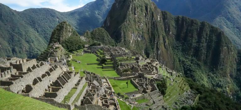 À nous le Machu Pichu!