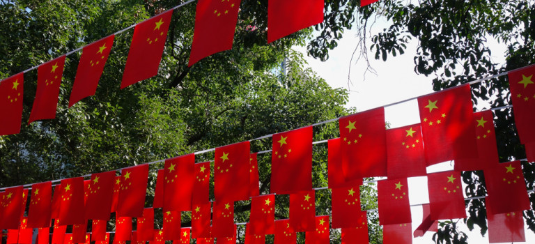31 jours en Chine!