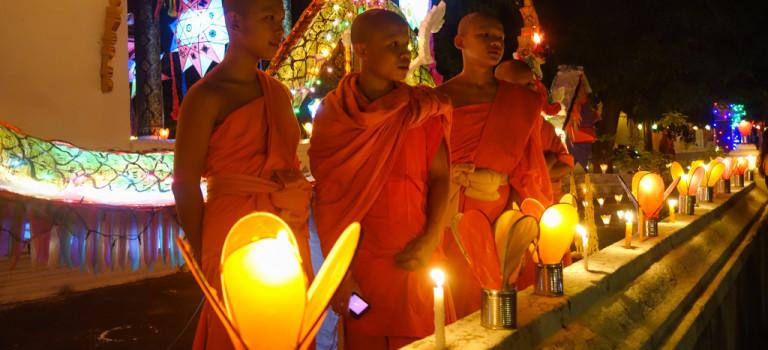 Luang Prabang et la Fête des Lumières