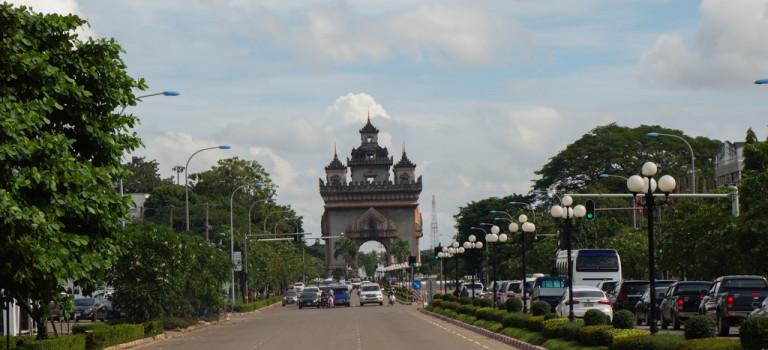 Ventiane, la capitale sans attraits…