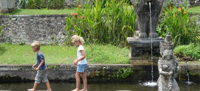 Road trip à Bali!