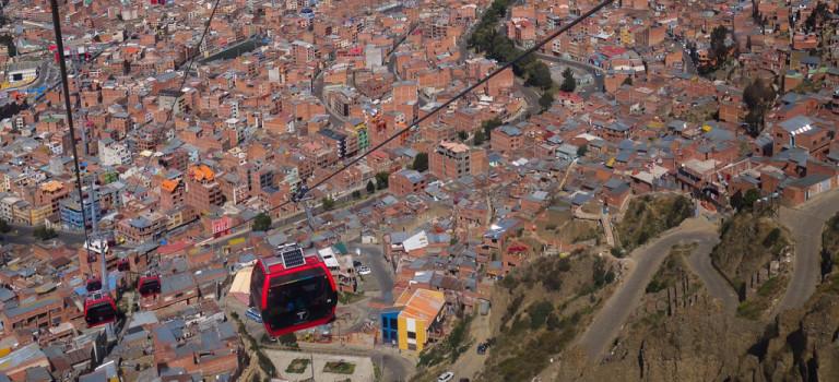 La Paz: la plus haute capitale du monde!