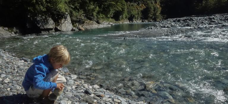 Mon voyage en Nouvelle Zélande