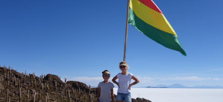 Viva Bolivia!