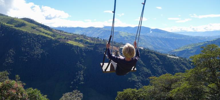 Mon voyage en Équateur